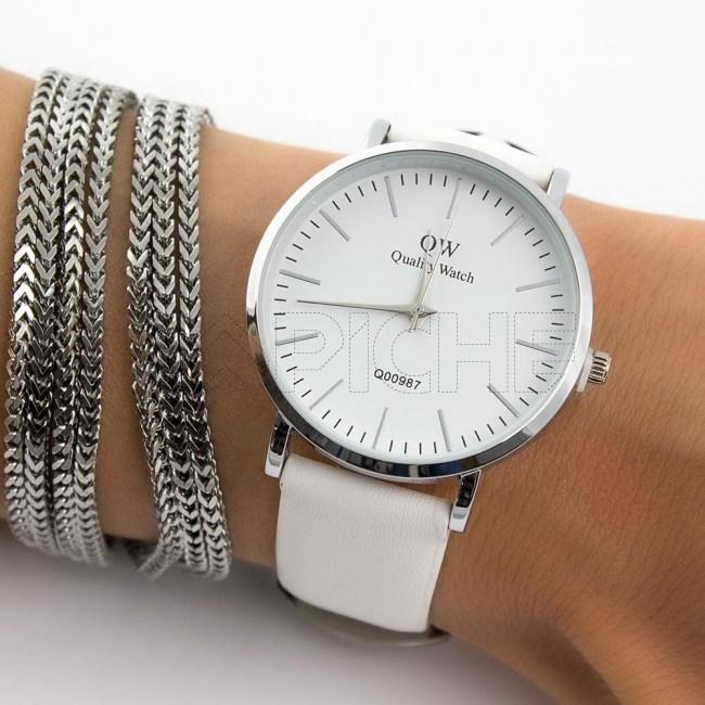 Relógio Tauri prata