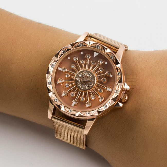 Relógio Shay Giratório