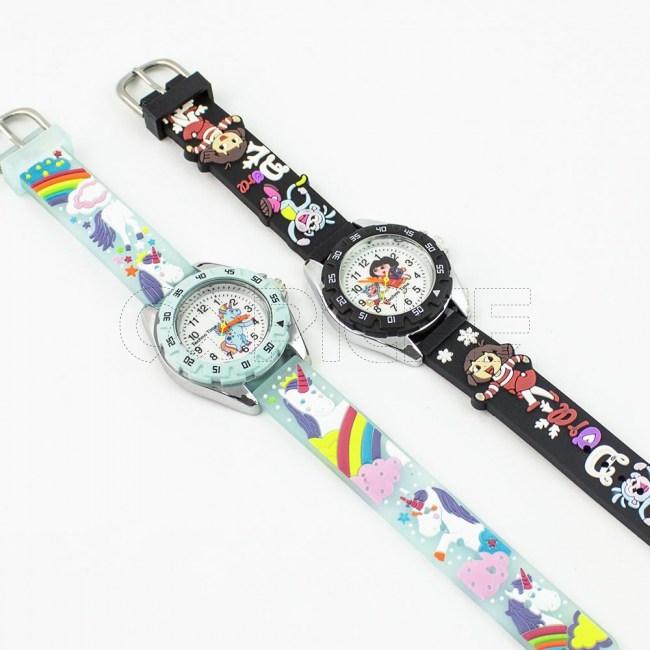 Relógio Criança Unicórnio / Dora