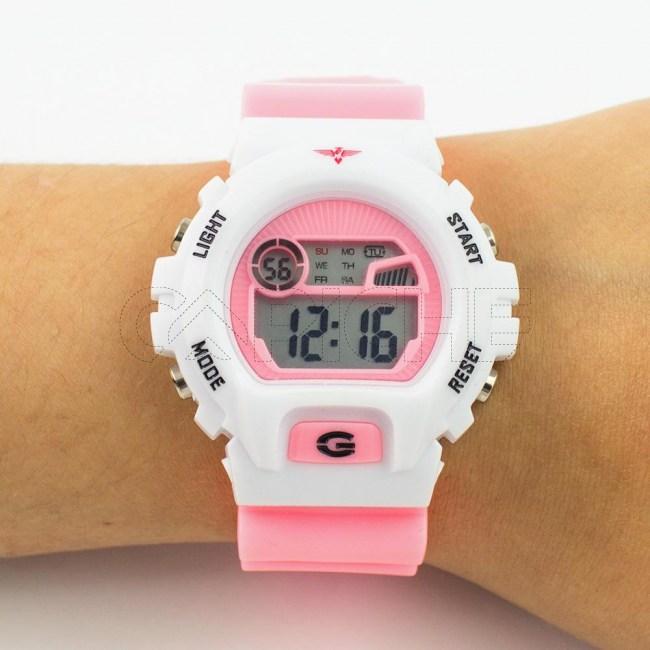 Relógio Sport G Rosa