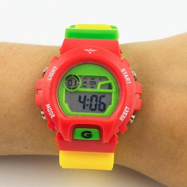 Relógio Sport G Multicoor