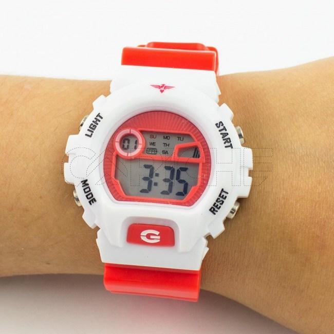 Relógio Sport G Vermelho