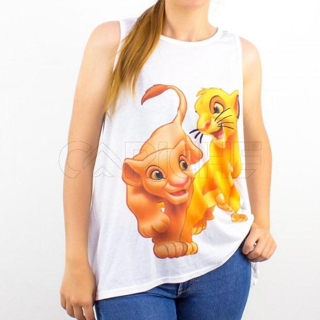T-Shirt Rei Leão