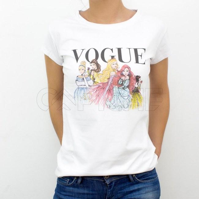 T-Shirt Princesas