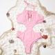 Bikini Amaea rosa bebe