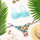 Bikini Maya Azul