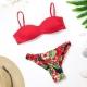 Bikini Shoal Vermelho