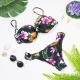 Bikini Tropical Preto