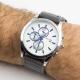Relógio Wasabi Cinza