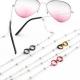 Fio/Cordão Metal Prata p/ óculos
