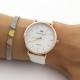 Relógio Tauri White