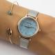 Relógio Amor Azul