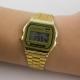 Relógio Digit Dourado