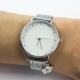 Relógio Florinha prata