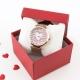 Relógio Paixão Rose Gold