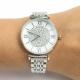 Relógio Shiny Silver
