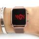 Relógio Suari digital bronze