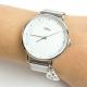 Relógio Coração Filha prata